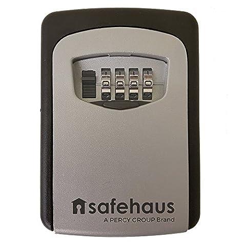 Safehaus KS102G Key Store Safe Box Waterproof Combination Lock