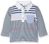 Chicco 9061937000000, Polo para Bebés, Azul (Medium Blue), 56 (Talla del Fabricante: 056)