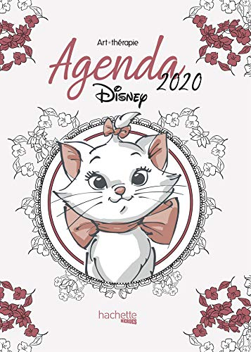 Art-Thérapie Agenda Disney 2020