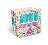 1000 origamis : Des modèles et tous les plis de base...