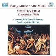 Monteverdi: Canzonette