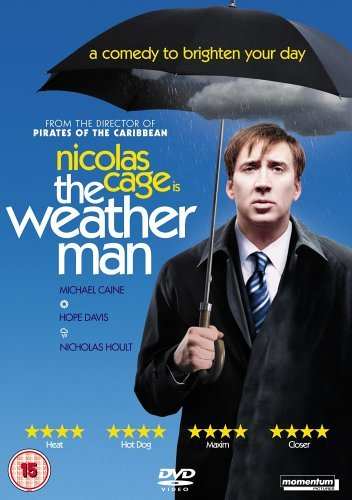 The Weather Man [DVD] by Nicolas Cage