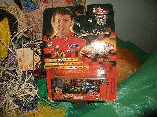 bill-elliott-racing-champions-1998-nascar-50th-anniversary-signature-driver-series-no-94-mcdonalds-f