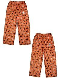 (2 unidades) NFL chicos Cleveland Browns para pijamas/pijamas Multicolor Multicolor Talla:4-5