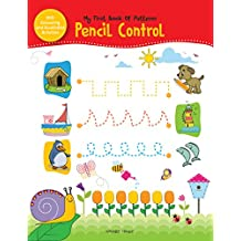 My First Book of Patterns Pencil Control: Patterns Practice book for kids (Pattern Writing)