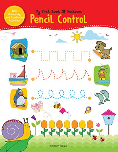 My First Book of Patterns Pencil Control: Practice Patterns (Pattern Writing)