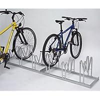 Soporte para bicicletas - no Parker modelo 8054 con 4 puestos de ajuste - por un lado