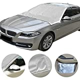 GloBal Mai Car Magnetic Windshield Cover, sheltering from rain, Snow and Sun, Suitable for Most Ordinary Cars, SUVs
