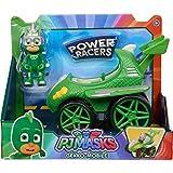 PJ Masks Power Racer Vehicle & Figure-Gekko