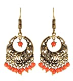 ARITTRA BEAUTIFUL DESIGNER EARRINGS (ORA...
