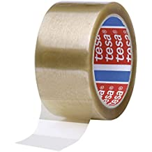 6 x Klebeband HIGH TACK Braun laut abrollend 48 mm x 150 lfm Packband Paketklebeband mit 2 Zoll Kern
