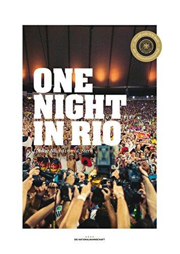 Buchseite und Rezensionen zu 'Die Nationalmannschaft - One Night in Rio (Fan-Edition)' von Paul Ripke