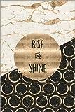 Posterlounge Forex-Platte 100 x 150 cm: Graphic Art Rise and Shine von Melanie Viola