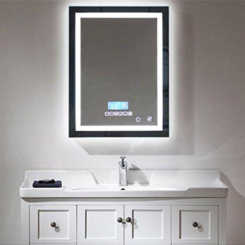 Badezimmerwandspiegel mit Lautsprecher - 7