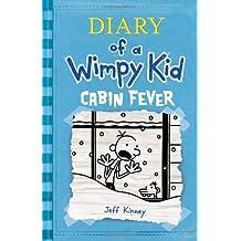 للمقصورة Fever (Diary of a wimpy الكتب للأطفال ، 6)