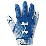 Under Armour SPOTLIGHT Modell 2018 American Football Receiver Handschuhe - royal...
