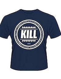Kill Brand - SWAG LOGO Circle - Camiseta Oficial Hombre 1c25e17e759
