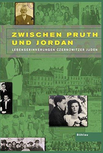 ordan. Lebenserinnerungen Czernowitzer Juden ()