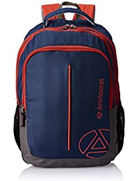 Aristocrat Blue Casual Backpack (BPX3BLU)