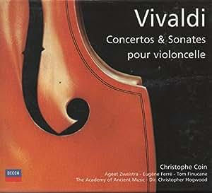 Vivaldi Concertos & Sonates pour violoncelle