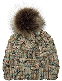 Amazon.it  Cappelli e cappellini  Abbigliamento  Berretti in maglia ... cba6cc9d737c