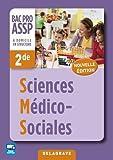 Sciences Médico Sociales (SMS) 2de Bac Pro ASSP - Pochette élève