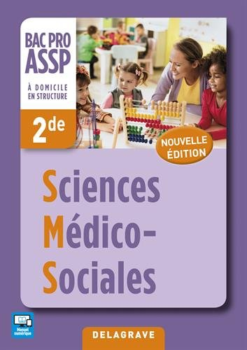 Sciences Mdico Sociales (SMS) 2de Bac Pro ASSP - Pochette lve
