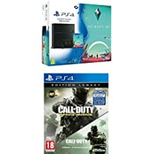 Pack PS4 1To + No Man's Sky + Call of Duty : Infinite Warfare - édition Legacy