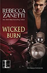 Wicked Burn by Rebecca Zanetti (2016-06-07)