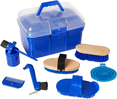 Homestead Complete Grooming Box - Blue Test