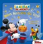 Mickey f�te Halloween, MON HISTOIRE D...