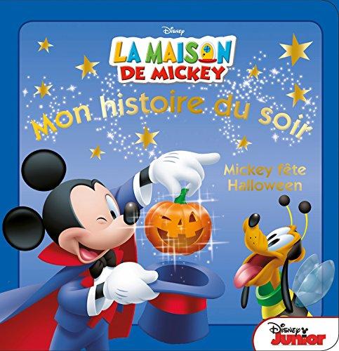 Mickey fête Halloween : La Maison de Mickey (Halloween-film Mickey)
