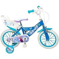 TOIMSA Frozen - Bicicleta 16 Pulgadas