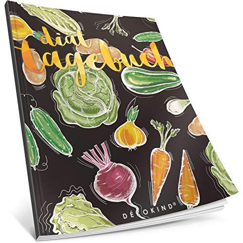 08 Gesund (Dékokind® Diät-Tagebuch: Clevere 90 Tage Challenge zum Abnehmen || Das Abnehmtagebuch / Ernährungstagebuch zum Ausfüllen || C_08