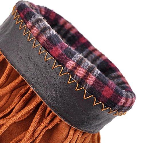 Classico Stivali Classico Aiyoumei Donna Aiyoumei Donna Aiyoumei Stivali Gialli Gialli Stivali Donna Classico UIwgZxq
