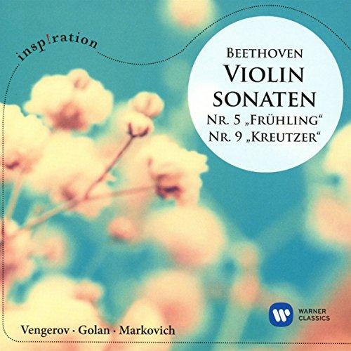 Beethoven: Violinsonaten Nr. 5 Frühling & Nr. 9 Kreutzer -