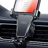 INIU handyhalterung Auto, Hände Frei 360° Universal KFZ Handy Halterung für Auto zubehör für iPhone 13 12 Pro XR X 8 Plus Sam