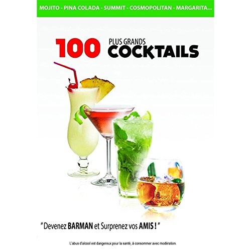 100-plus-grands-cocktails-1-livre-edizione-francia