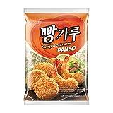 1kg Panko Brotkrumen von Samlip für Asia Tempura, knusprige Panade