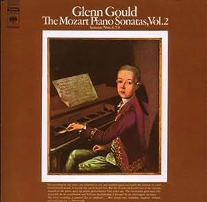 Glenn Gould Jubilee Edition: Mozart Piano Sonatas, Vol. 2
