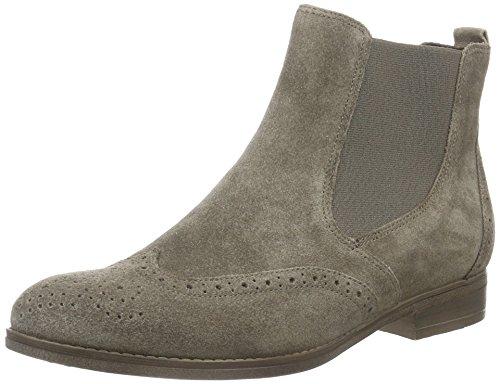 Gabor Damen Fashion Chelsea Boots Grau (wallaby 13)