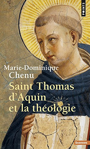Saint Thomas d'Aquin et la Théologie (Points sagesses)