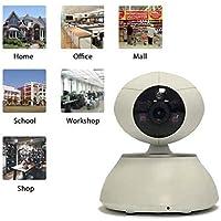 IP Inalámbrica De Vigilancia,Inteligente De Cámaras,Cámaras De Seguridad Cámara HD De Seguridad Y Vídeo Vigilancia - Sin Cables Con Audio Y Sirena