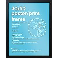 Gb Eye Ltd Mini Poster Frame, 40 x 50cm, Black