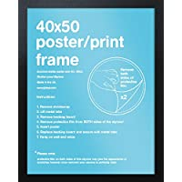 GB Eye Mini Poster Frame, 40 x 50cm, Black