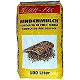 100 Liter terrasan Rindenmulch 0 - 40mm Qualität aus Schwaben