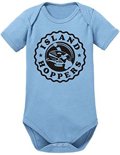 Magnum Island Hoppers Baby Body Skyblue, 62