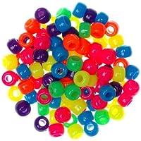 Fred Aldous - Perline in colori accesi, 1000 pezzi
