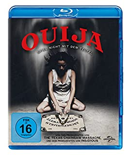 Ouija - Spiel nicht mit dem Teufel [Blu-ray]
