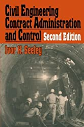 Civil Engineering Contract Administration and Control (Building & Surveying Series)